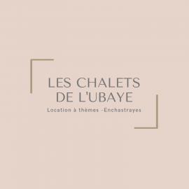 les chalets l'UBAYE - Logo